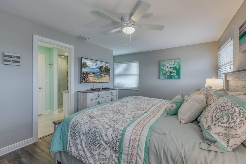 Master Bedroom Unit 3
