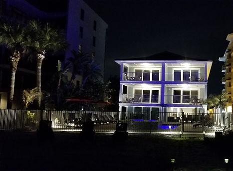 Exterior Rear of Bldg Night.jpg