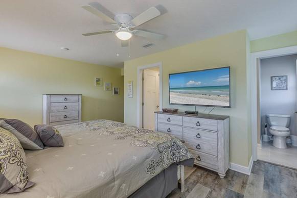 Master Bedroom Unit 4