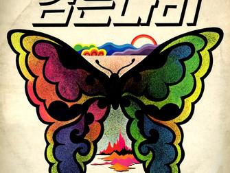 검은 나비 / Black Butterfly (<The Men / He6)
