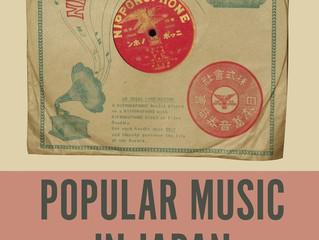 """Popular Music in Japan"" - Toru Mitsui"