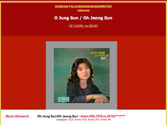 오정선 - Oh Jung-Sun <Lana.e.rospo