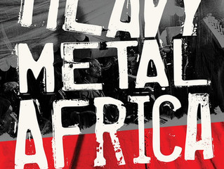 "Edward Banchs: ""Heavy Metal Africa"" -book-"