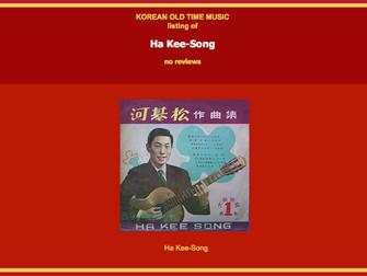 Ha Kee-Song