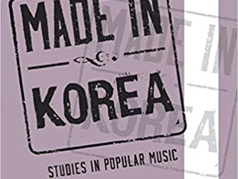 "book - ""Made in Korea"""