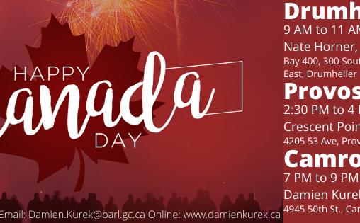 Celebrating Canada During COVID-19