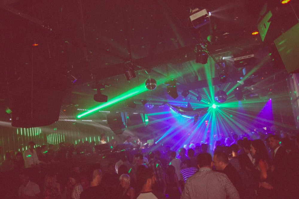 Sound Nightclub in Los Angeles