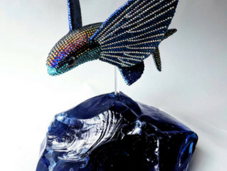 My new piece for Oceana's Annual SeaChange Gala + Auction