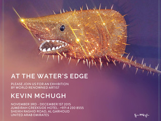 "Dubai Exhibition ""At The Water's Edge"""