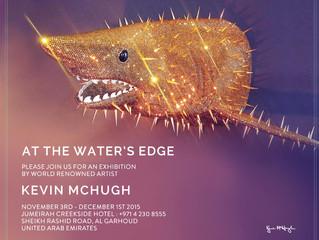 "Dubai Exhibition ""At The Water's Edge"""