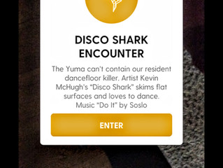 New DiscoShark in Coachella 2018 IOS app!!!!