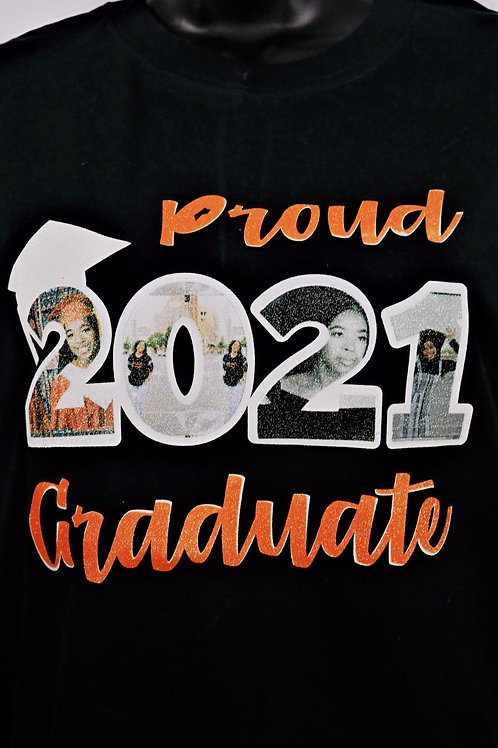 Graduate Photo Shirt