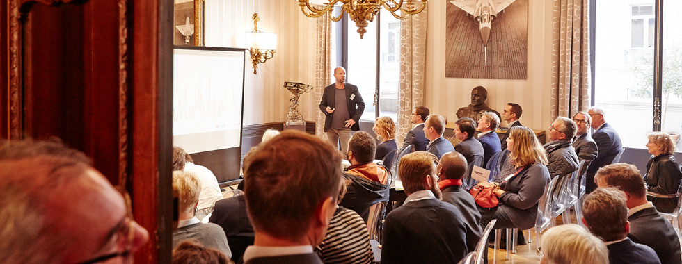 Business case, workshop, pitch