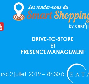 Les RDV du Smart Shopping By CARMILA