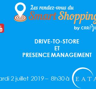 Les RDV du Smart Shopping By CARMILA