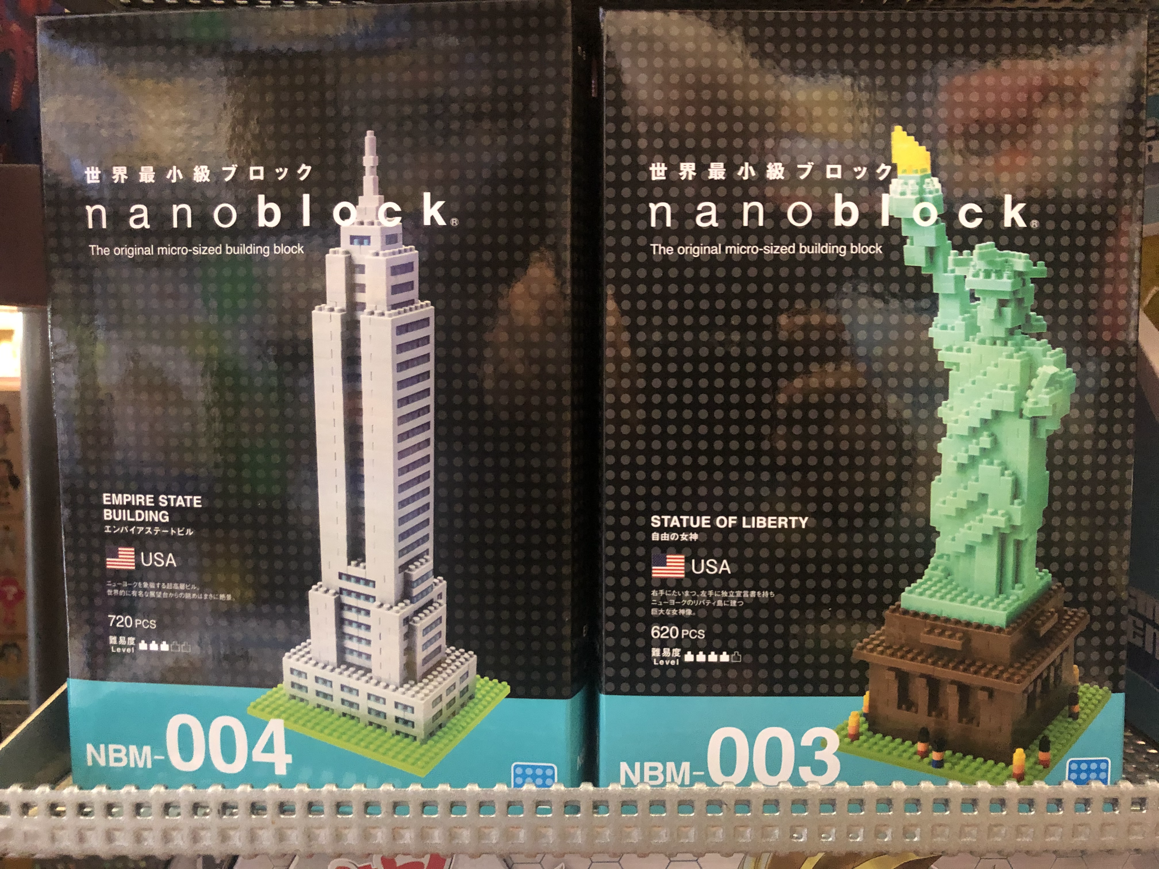 NANO BLOCKS NYC