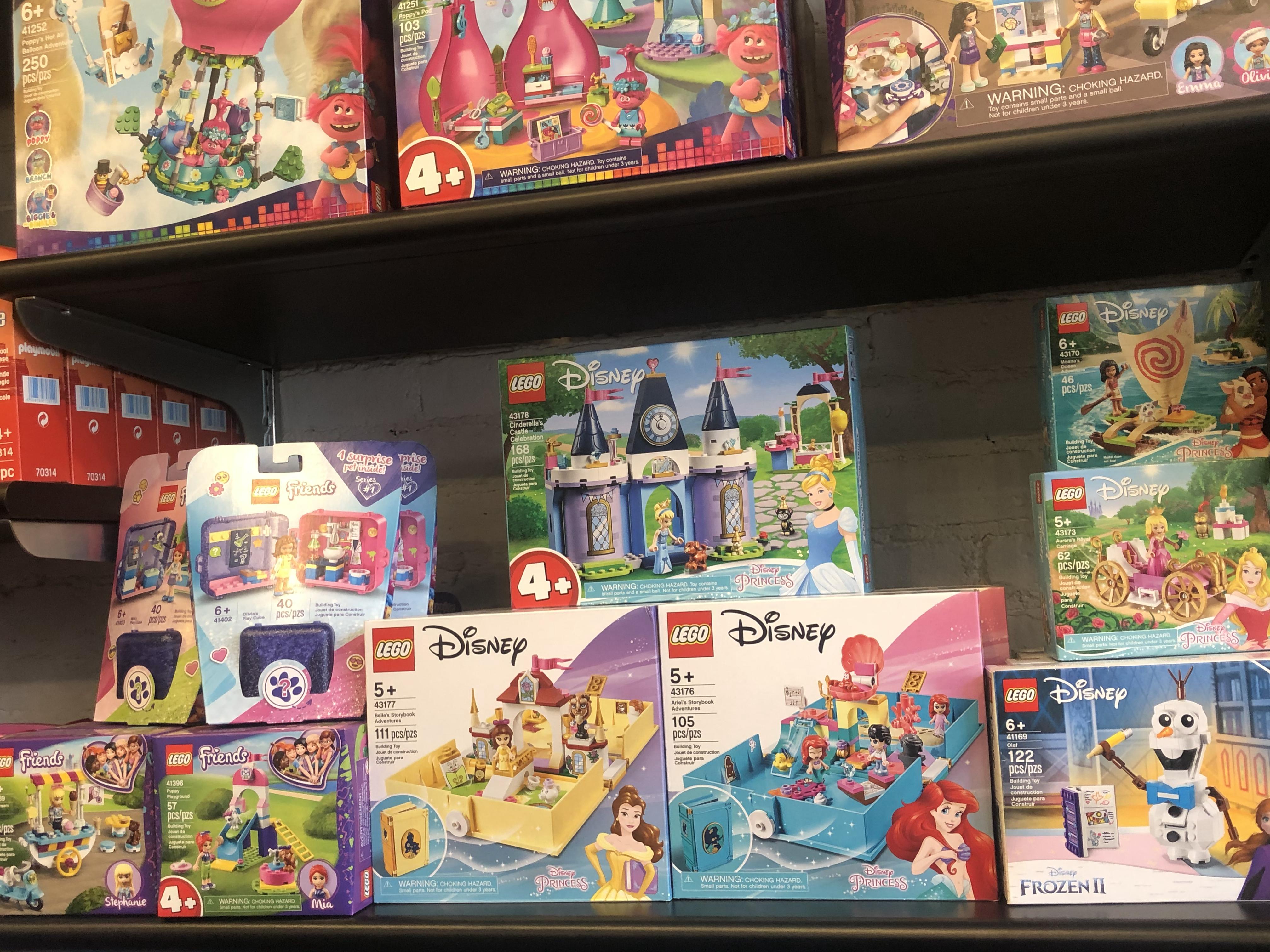 LEGO DISNEY/FRIENDS
