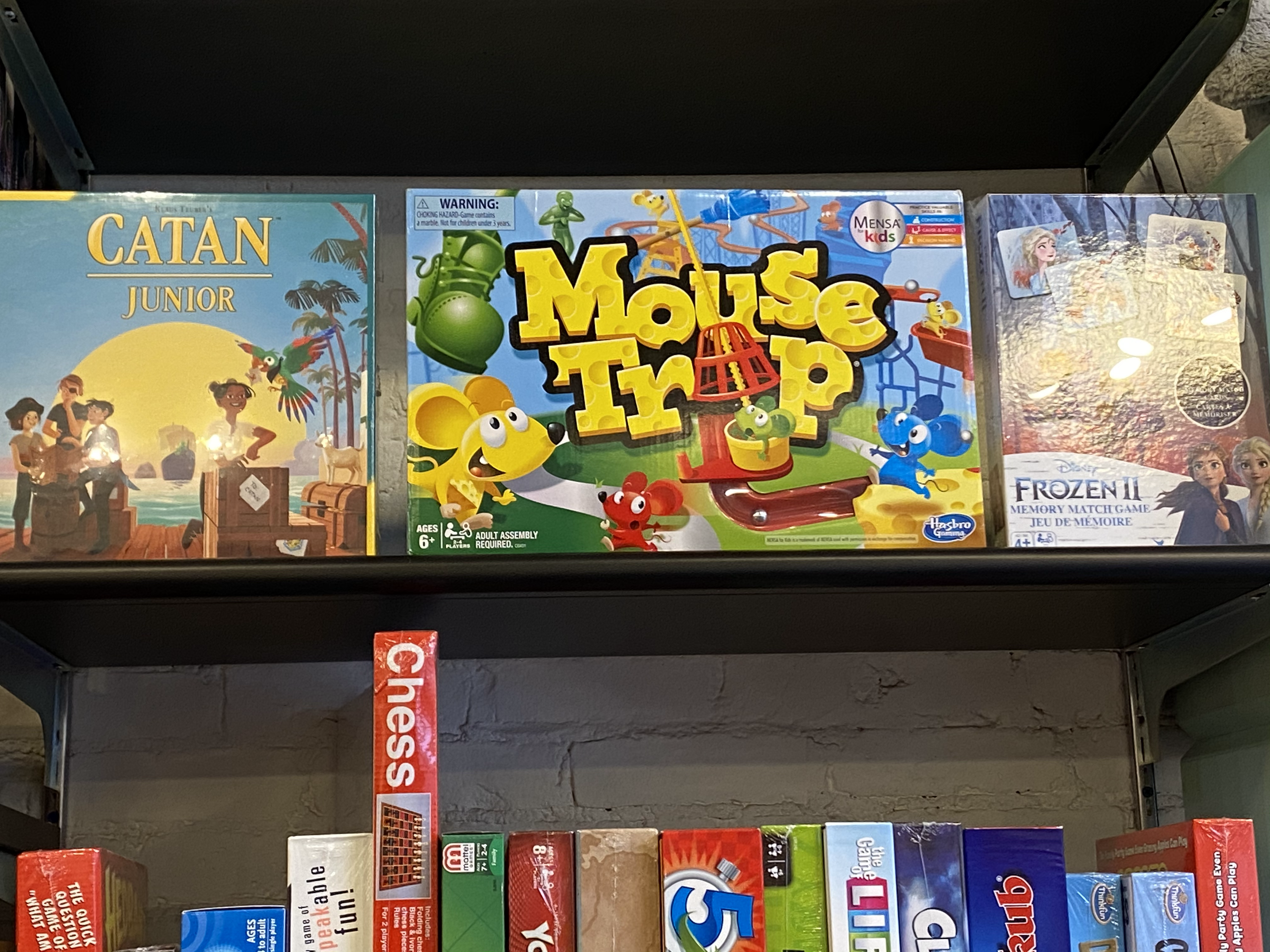 GAMES AGES 6+ 2