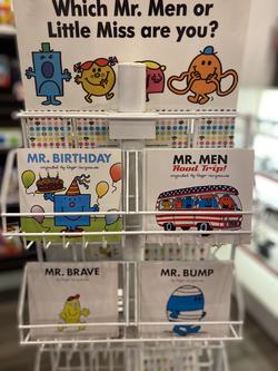 BOOKS MR. MEN