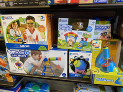 SCIENCE AGES 3-6