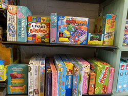 GAMES AGES 2-6