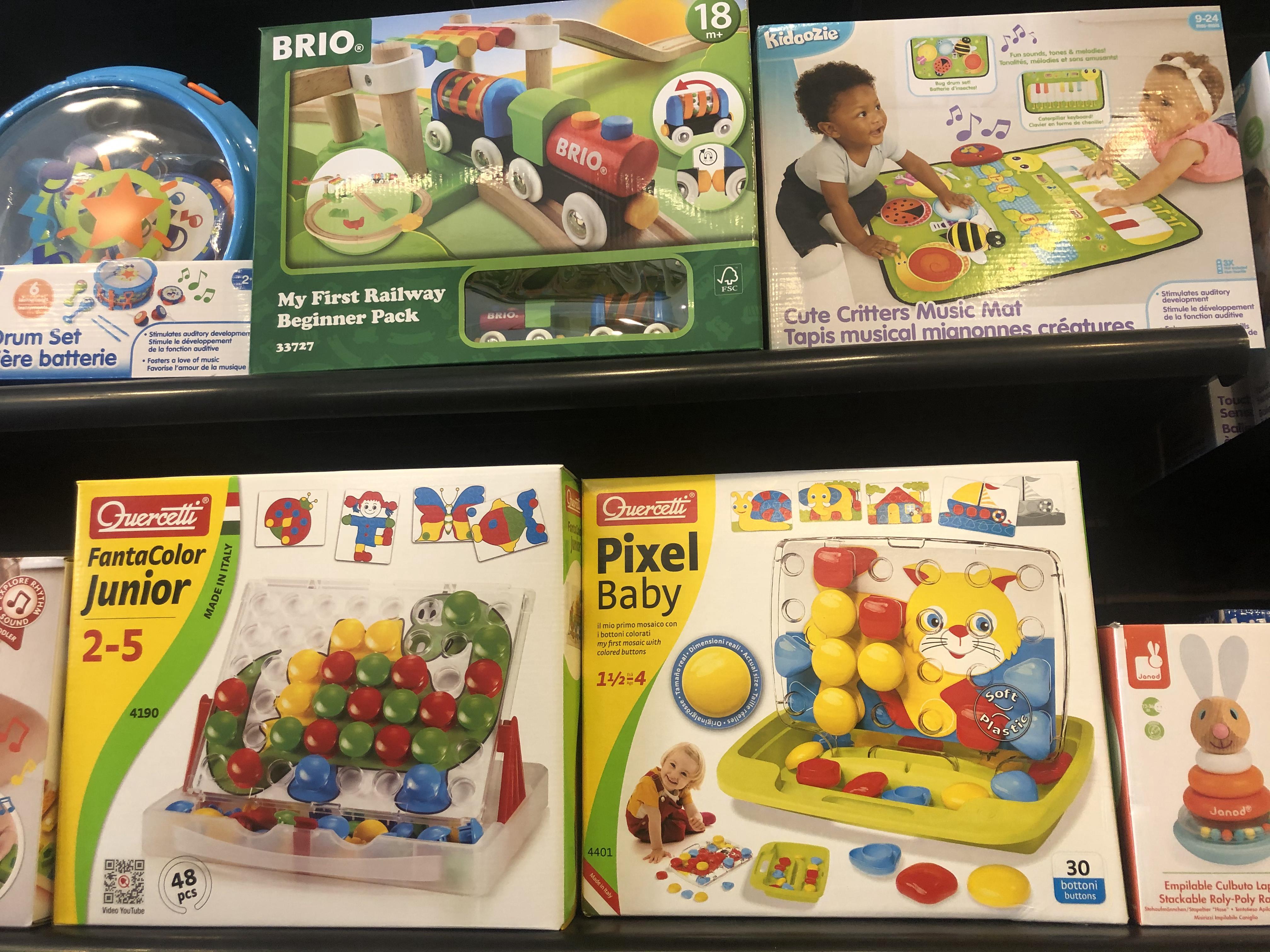 Toddler Motor Skill Toys