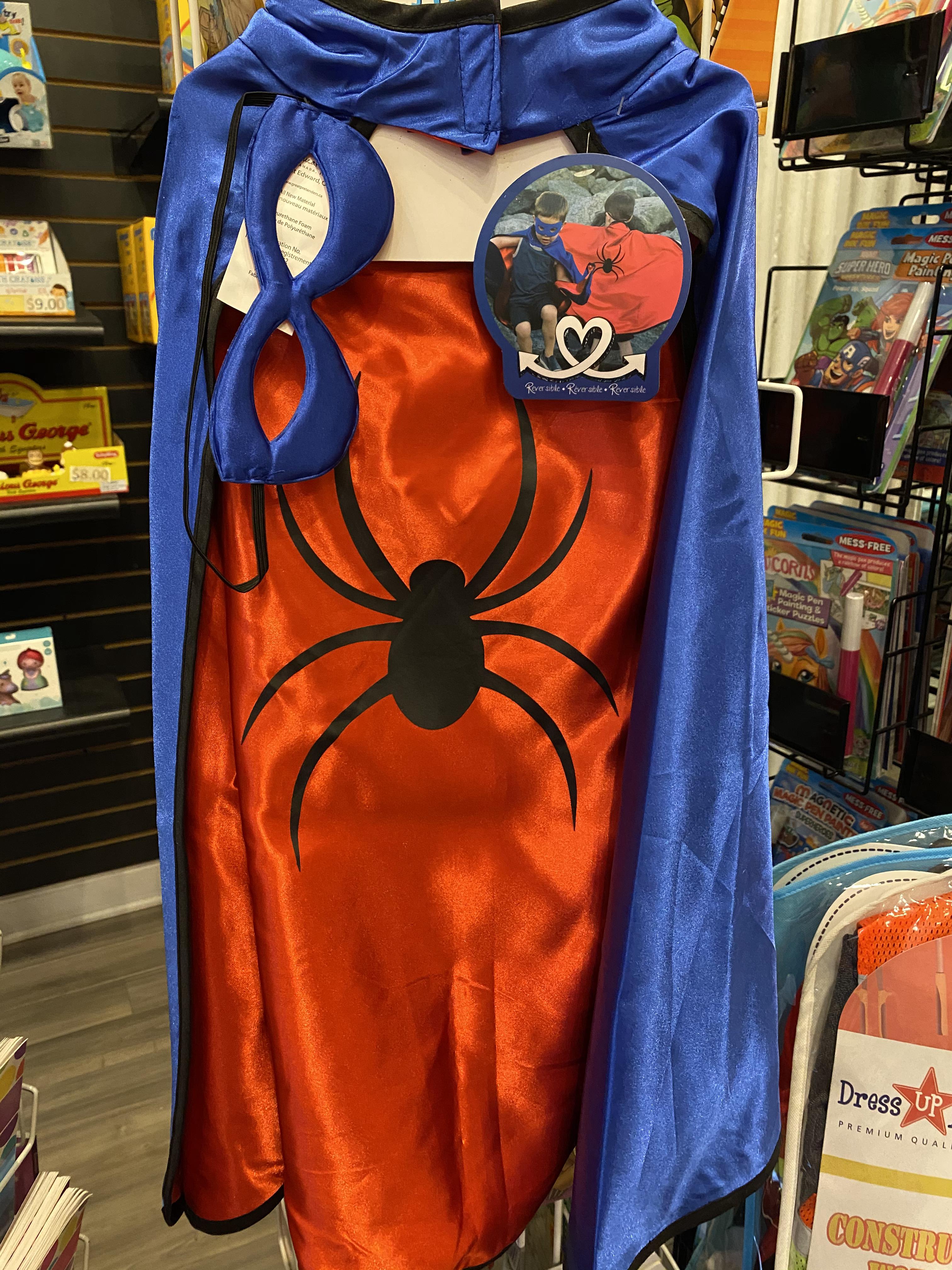DRESS UP SPIDER-MAN REVERSE