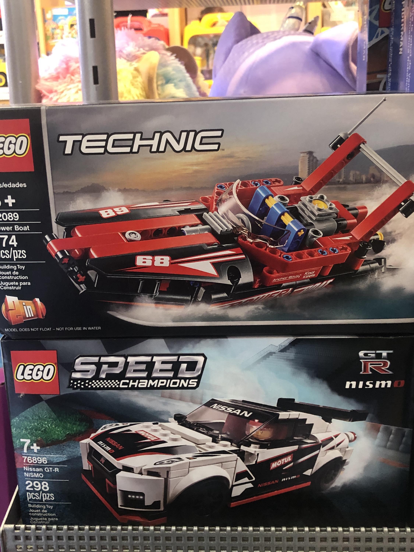 LEGO SPEED/TECHNIC