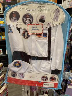 Dress Up Astronaut