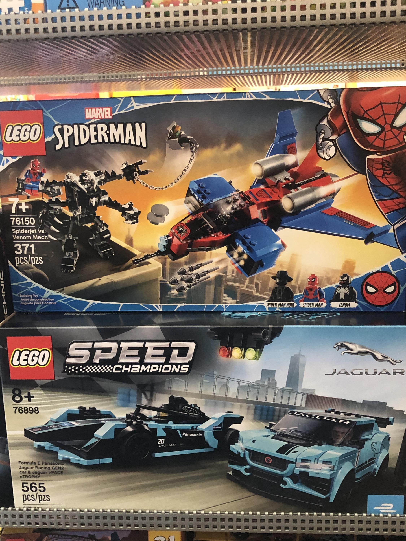 LEGO SUPERHEROES/SPEED