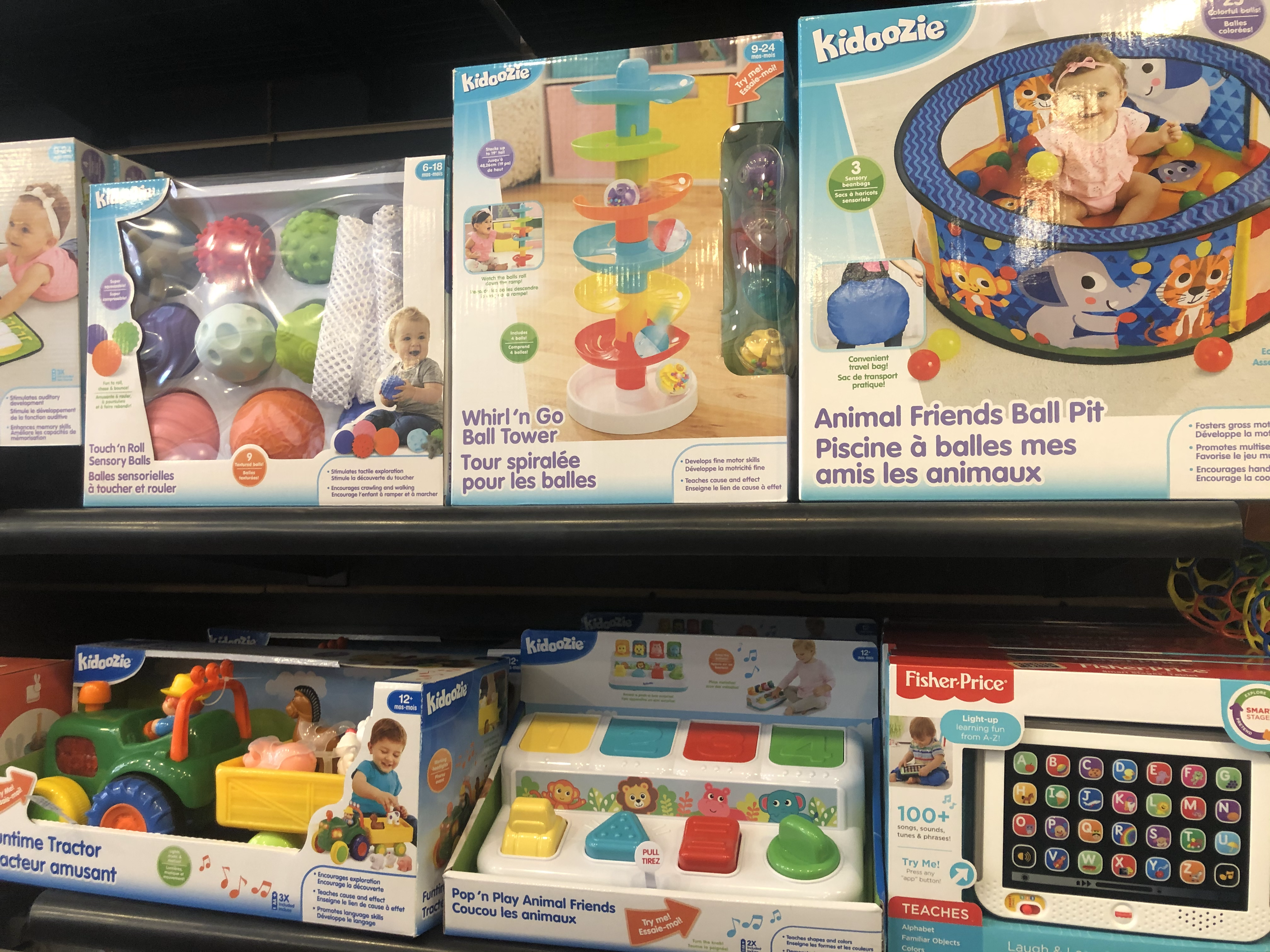 Infant Toddler Toys