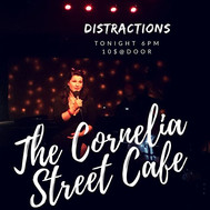 Come on out to The Cornelia Street Cafe