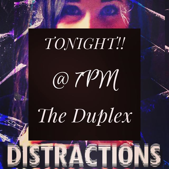 Come on out to DISTRACTIONS