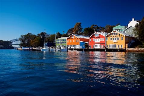 Waterview Wharf Workshops