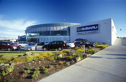 Subaru, Docklands