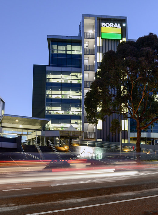 Bora North Ryde office
