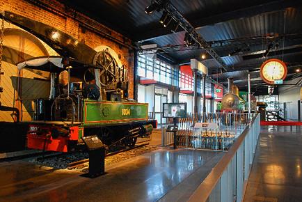 Rail Transport Museum