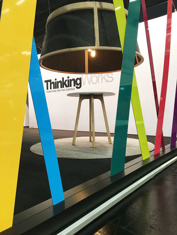Thinking Works Exhibition Stand