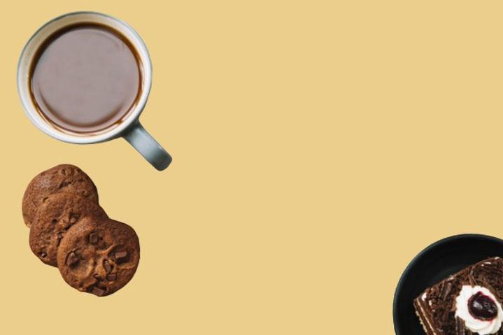vista-aerea-galletas-pastel-taza-cafe-vi
