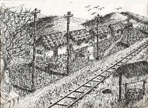 Título/Title: O caminho do trem