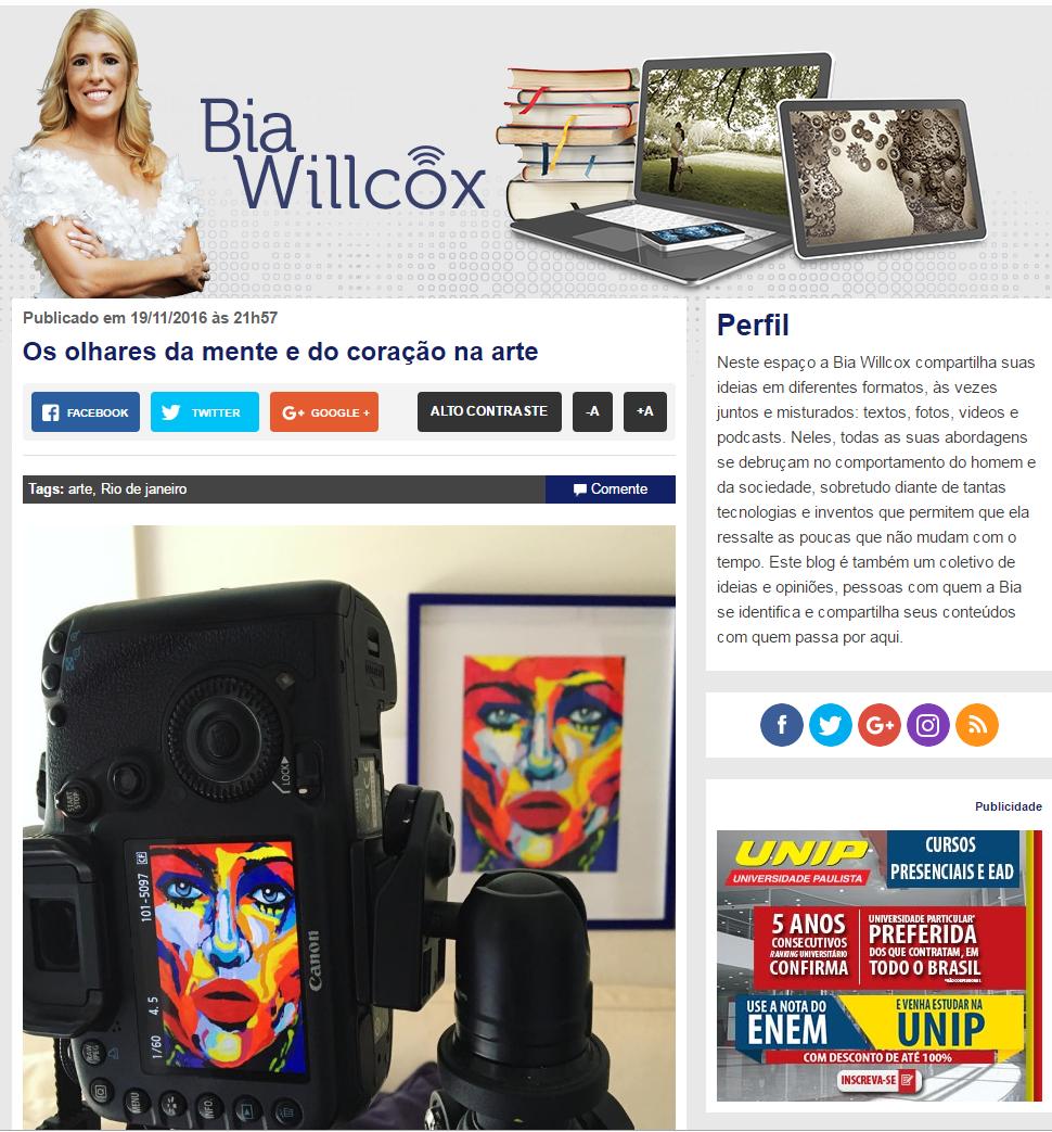 R7 - Coluna Bia Wilcox