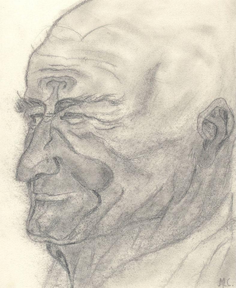 Título/Title: Avô #1 / Grandpa #1