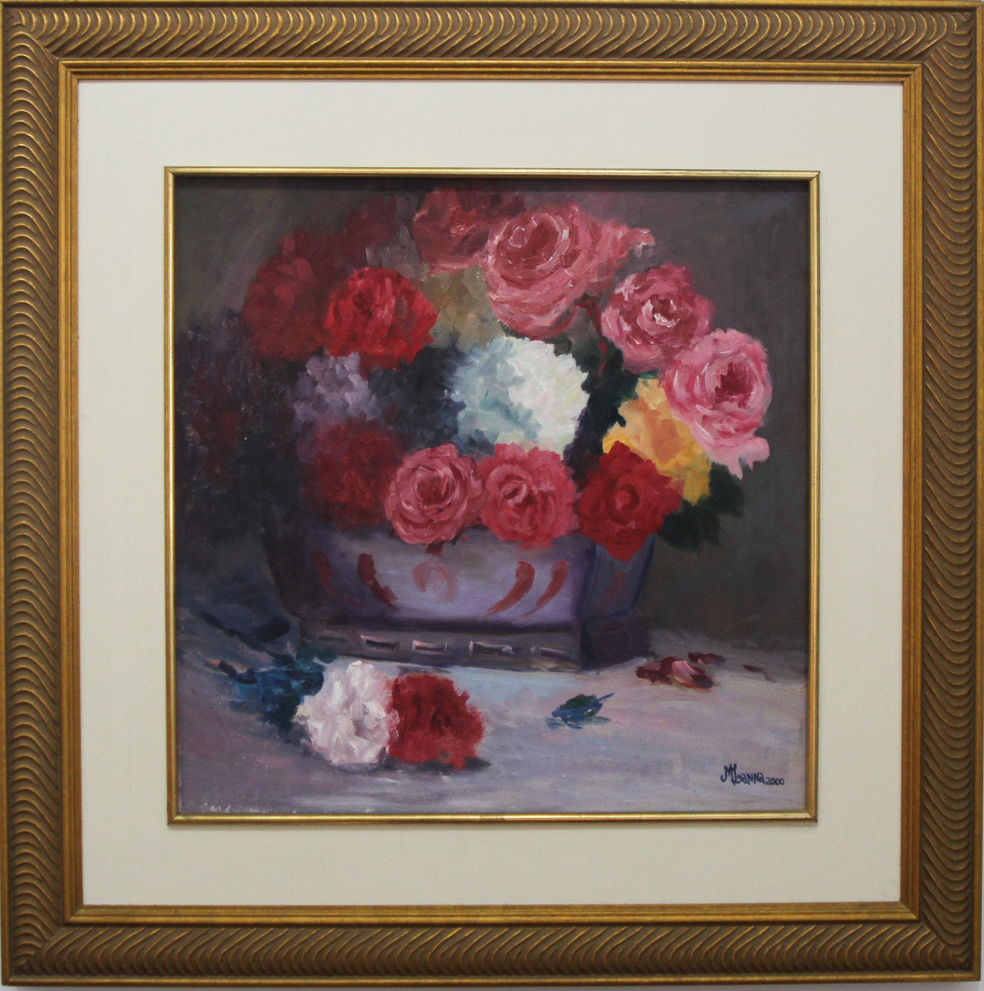 Título: Flor Rosa