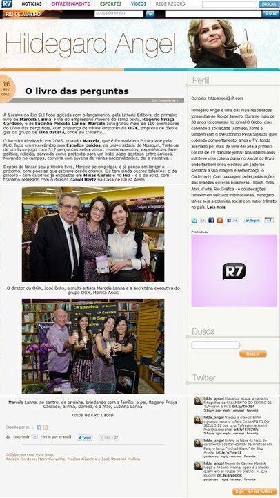 Portal de Notícias R7