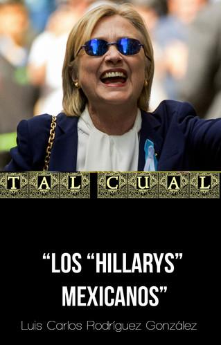 """Los """"Hillarys"""" Mexicanos"""