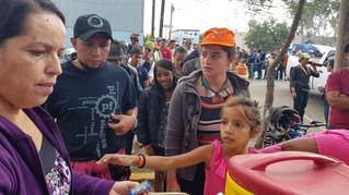 LA NAVIDAD DE LOS MIGRANTES EN TIJUANA : ENTRE LA NOSTALGIA Y EL SUEÑO AMERICANO