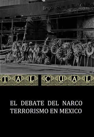 EL DEBATE DEL NARCO TERRORISMO EN MÉXICO