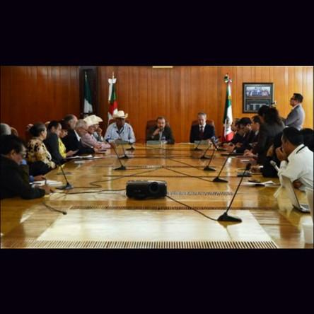 Firman convenio FND y AMIS; van por 5 millones de hectáreas aseguradas