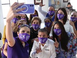 FIRMA GIOVANI GUTIÉRREZ ACUERDO PARA IGUALDAD, PARIDAD Y NO VIOLENCIA CONTRA LAS MUJERES