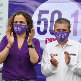 HAREMOS DE COYOACÁN UNA ALCALDÍA PRÓSPERA Y A ELLO YA ESTAMOS DEDICADOS: GIOVANI GUTIÉRREZ